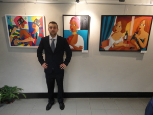 Mostra Marco via Larga 25/02/2014